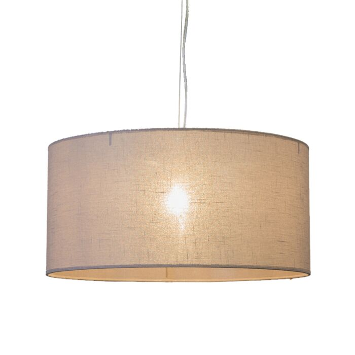 Pendant-lamp-Cappo-1-with-Shade-Light-Brown
