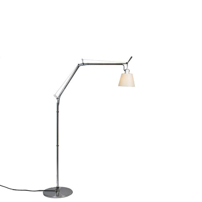 Artemide-Floor-Lamp---Tolomeo-Basculante-Terra