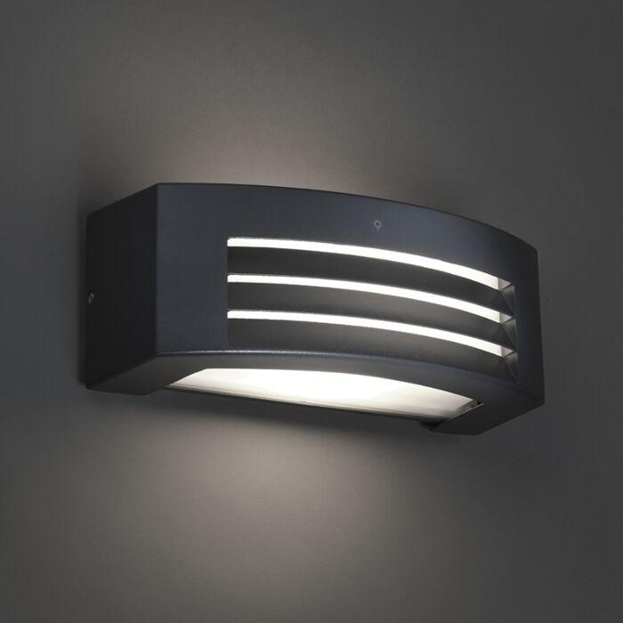 Modern-wall-lamp-anthracite-IP44---Hurricane-1