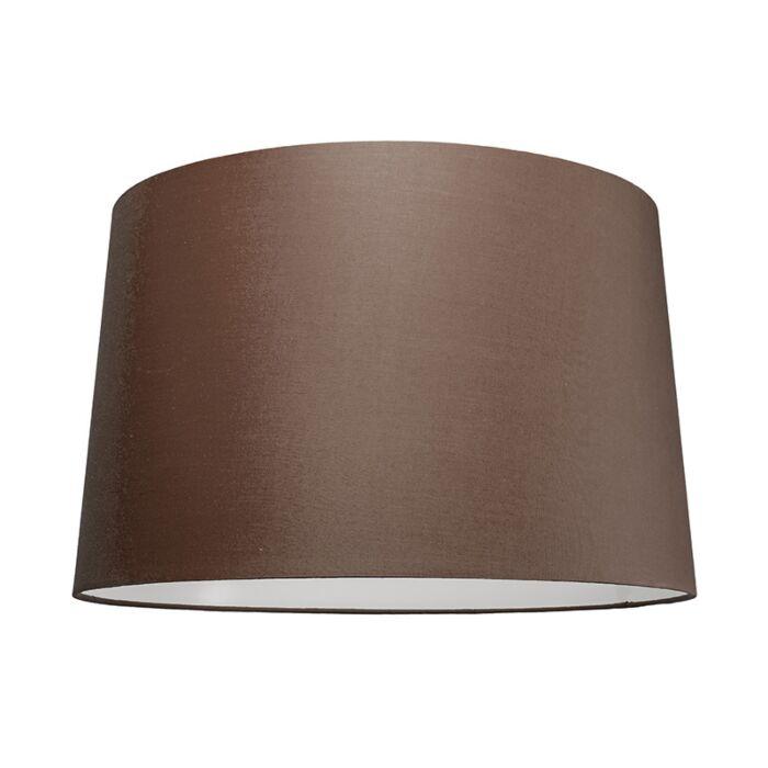 Shade-Round-50cm-SU-E27-Brown