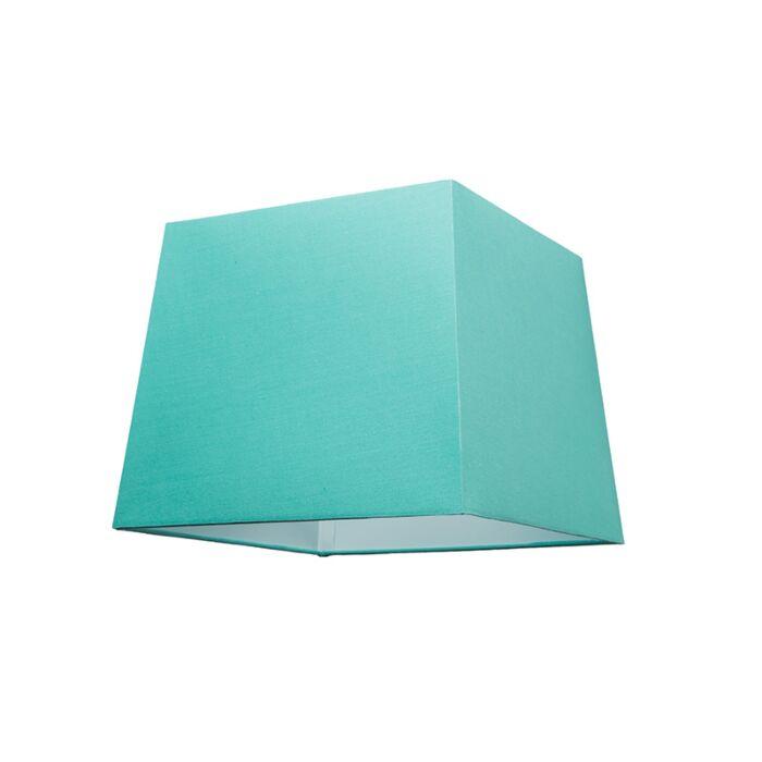 Shade-Square-30cm-SU-E27-Turquoise