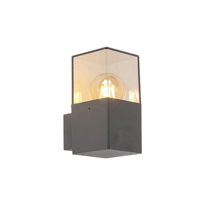 Modern-Outdoor-Wall-Lamp-Anthracite-IP44---Denmark