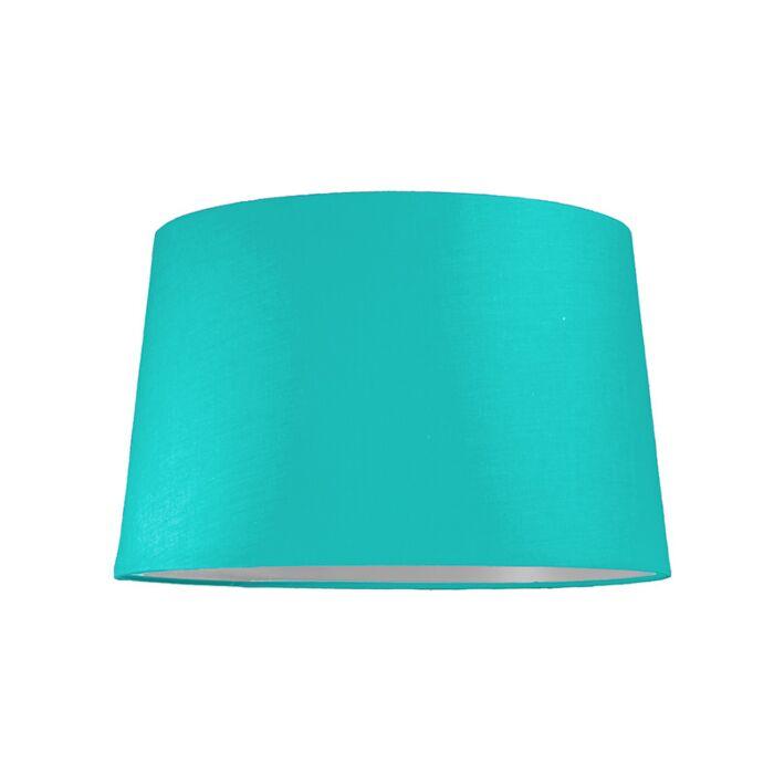 Shade-Round-40cm-SU-E27-Turquoise