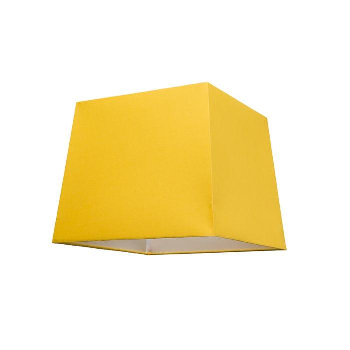 Shade-Square-30cm-SU-E27-Yellow