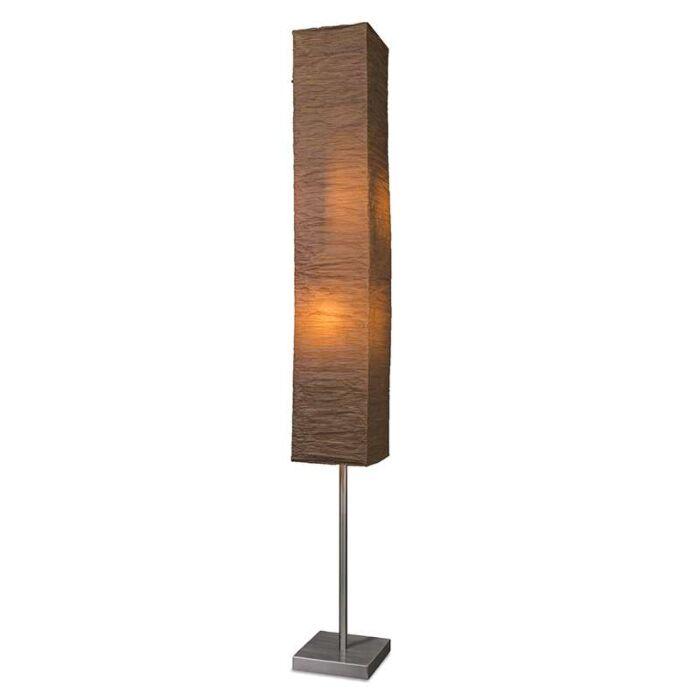 Floor-Lamp-Panatella-Brown