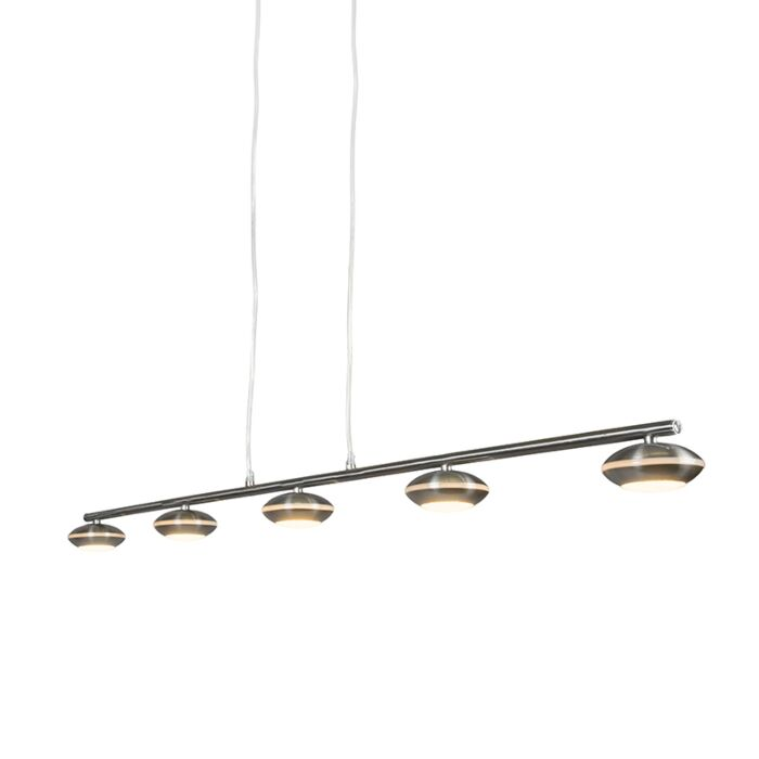 Pendant-Lamp-UFO-5-Steel