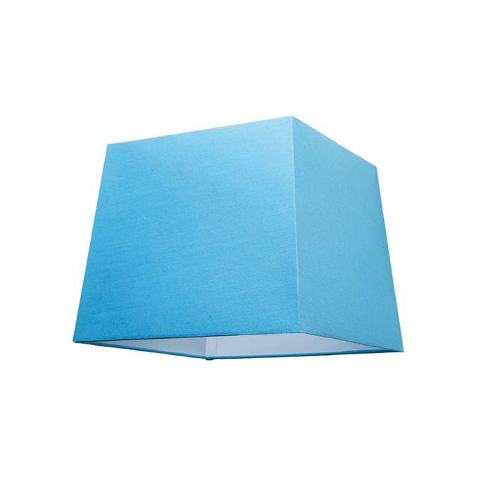 Shade-Square-30cm-SU-E27-Light-Blue