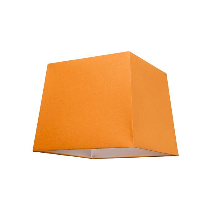 Shade-Square-30cm-SU-E27-Orange