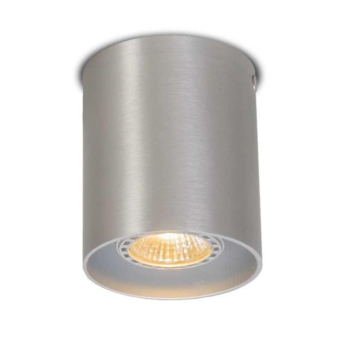 Spotlight-Tubo-1-Aluminium
