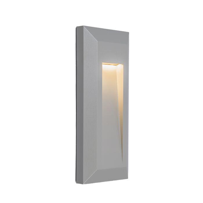 Wall-Lamp-Rock-2-Light-Grey