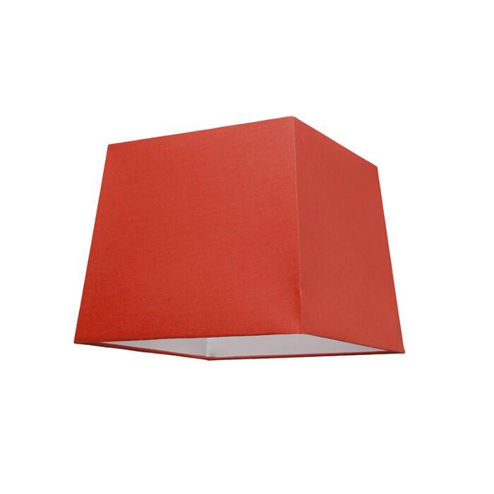 Shade-Square-30cm-SU-E27-Red