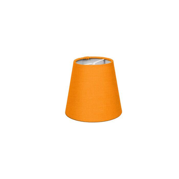 Clamp-Shade-Round-12cm-SC-Orange