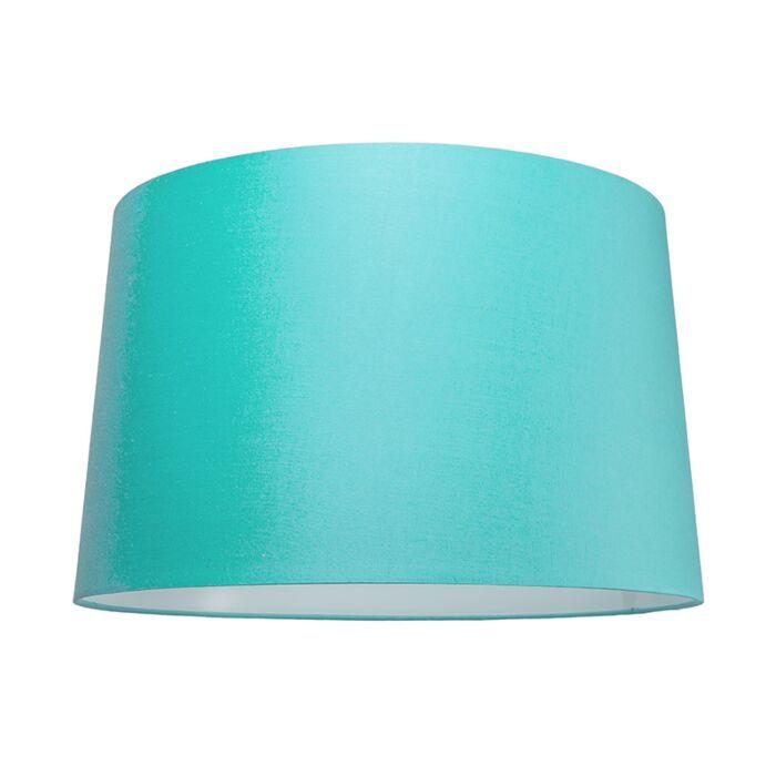 Shade-Round-50cm-SU-E27-Turquoise