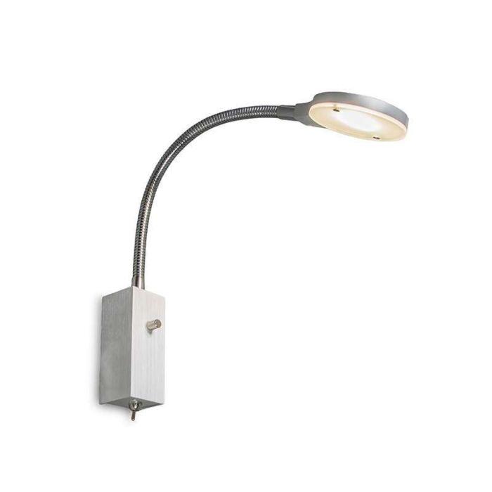 Wall-Lamp-LED-Organic-Aluminium