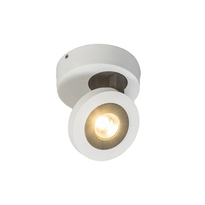 Spotlight-Discus-1-LED-White