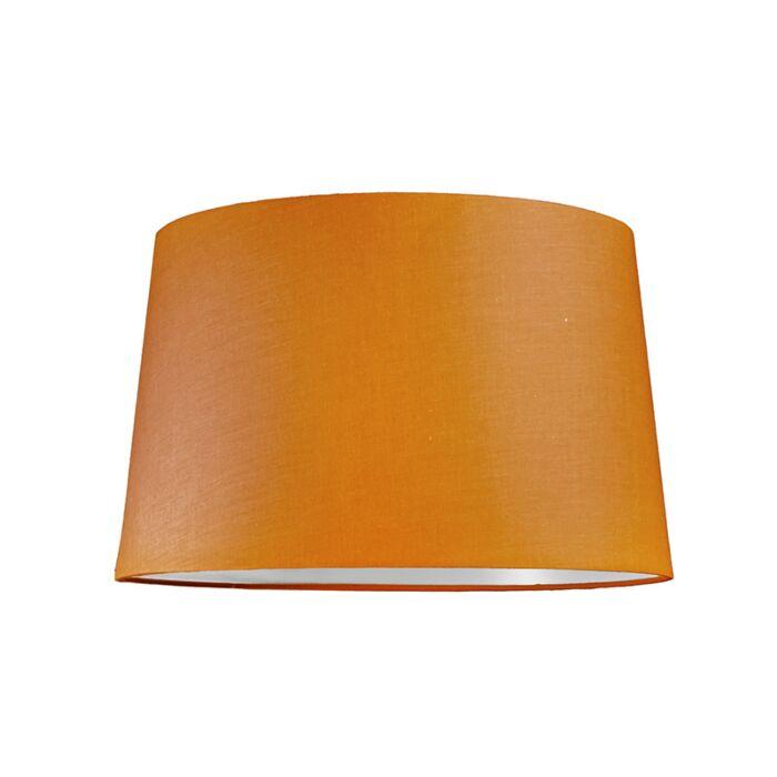 Shade-Round-40cm-SU-E27-Orange