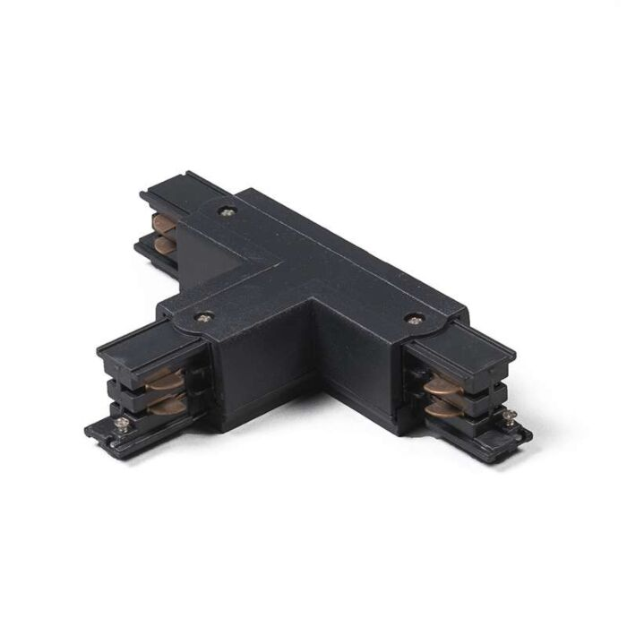 T-Junction-for-3-phase-track-Right-B-Black