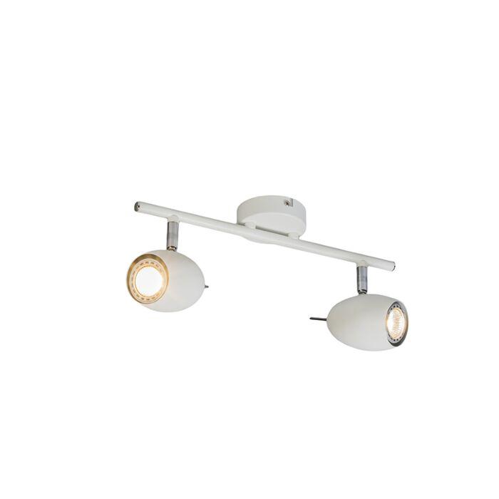Design-spot-white-swivel-and-tiltable---Egg-2