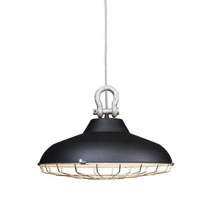 Pendant-lamp-Strijp-Black