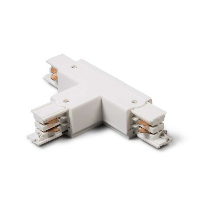 T-Junction-for-3-phase-track-Right-B-White
