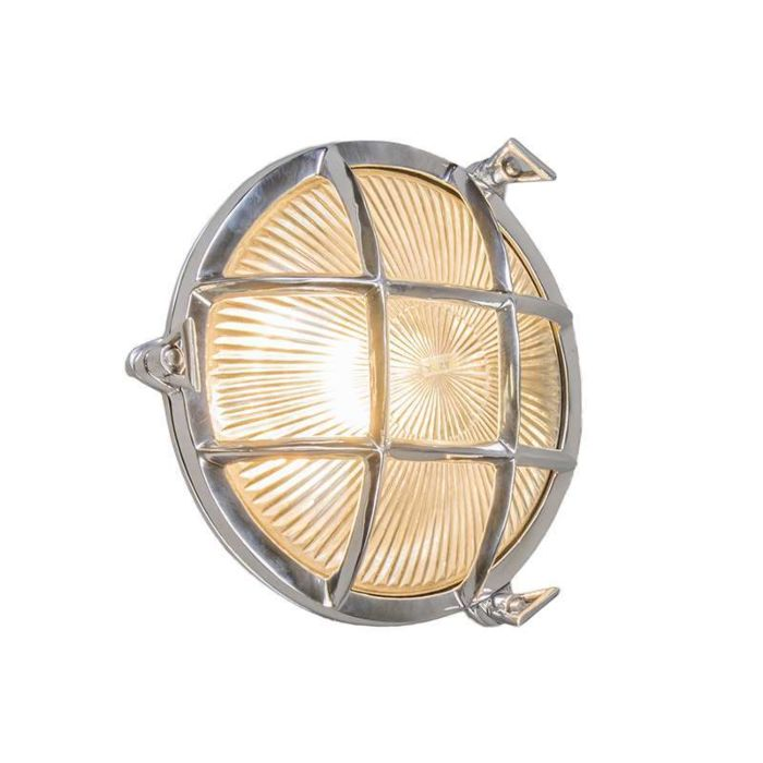 Wall-/-ceiling-lamp-Nautica-round-chrome