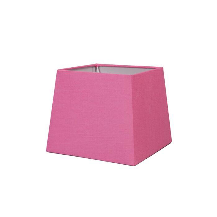 Shade-Square-18cm-SD-E27-Pink