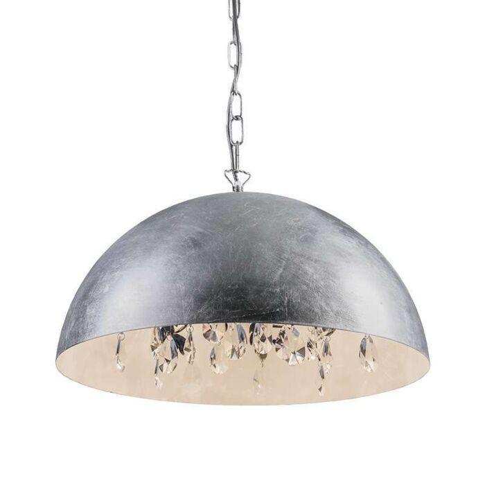 Magna-Deluxe-silver-leaf-pendant-light-60