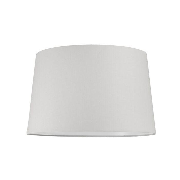 Shade-Round-40cm-SU-E27-White