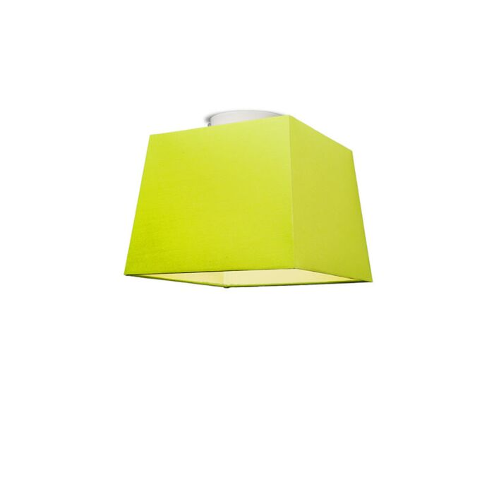 Ceiling-Lamp-Ton-Square-30-Green