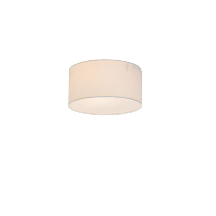 Ceiling-Lamp-Drum-Basic-20-White