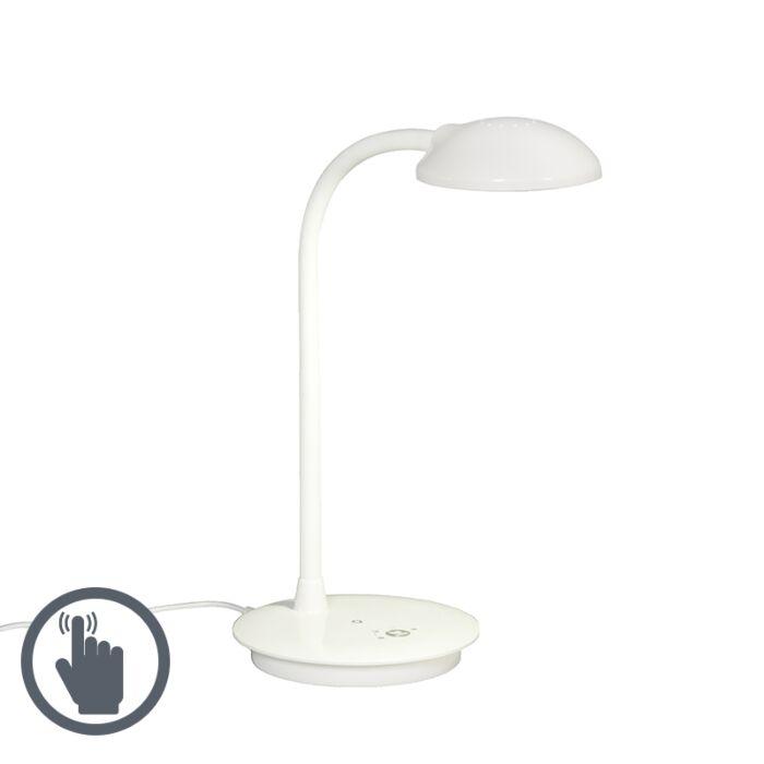 Table-Lamp-Desk-LED-White