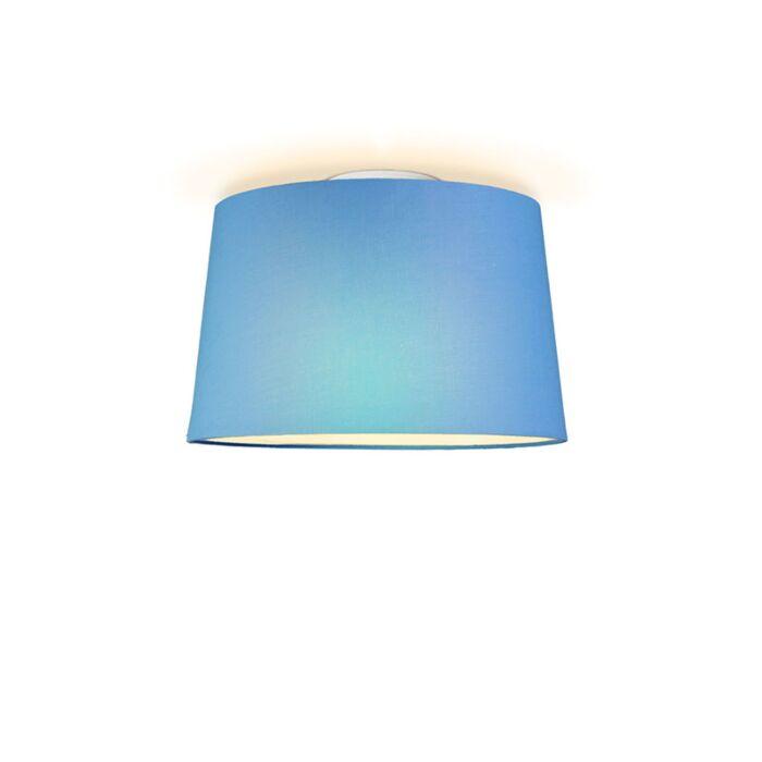 Ceiling-Lamp-Ton-Round-40-Light-Blue