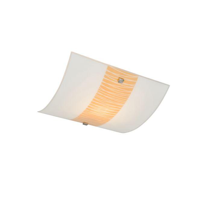 Ceiling-Lamp-Amber-30-Steel