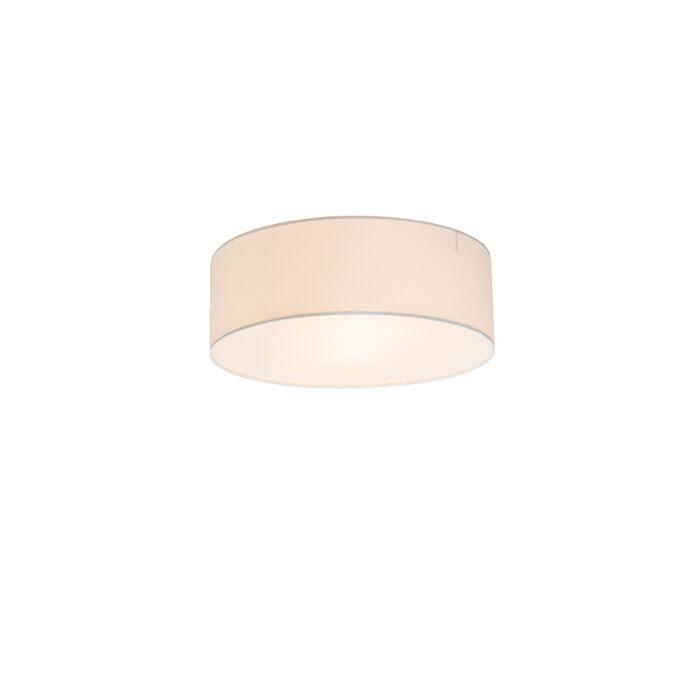 Ceiling-Lamp-Drum-Basic-30-White