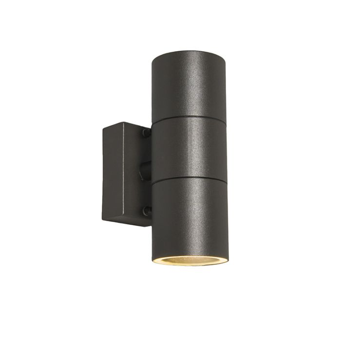 Outdoor-Wall-Lamp-Duo-Dark-Grey