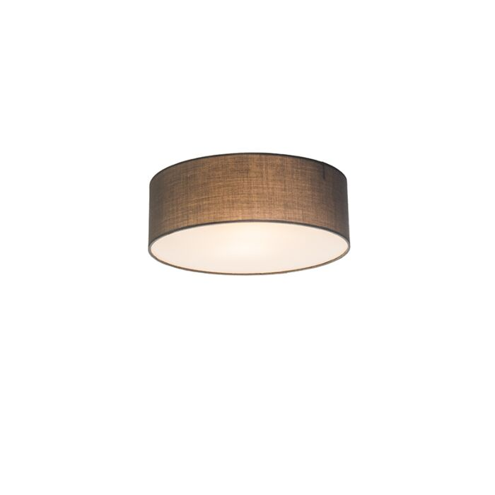 Ceiling-Lamp-Drum-Basic-30-Grey