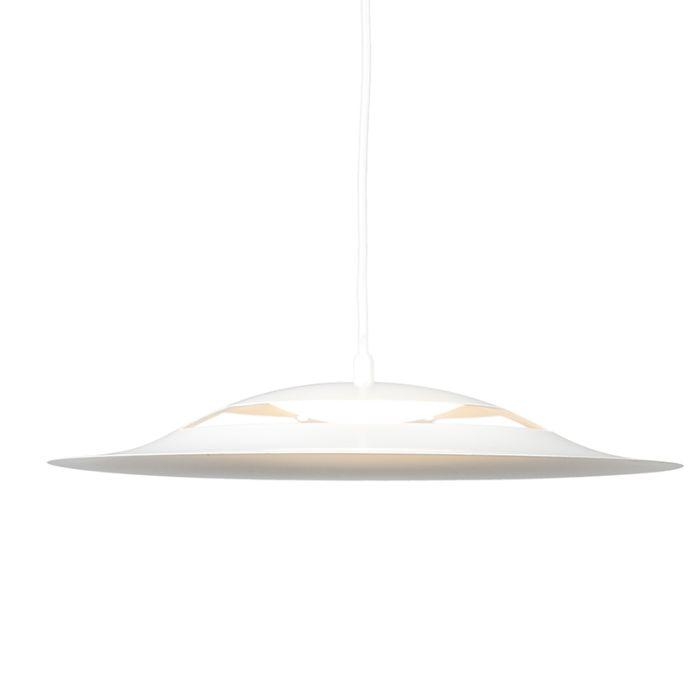 Pendant-Lamp-Opal-LED-White
