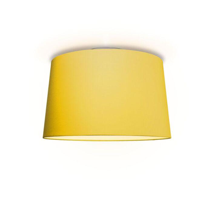 Ceiling-Lamp-Ton-Round-50-Yellow