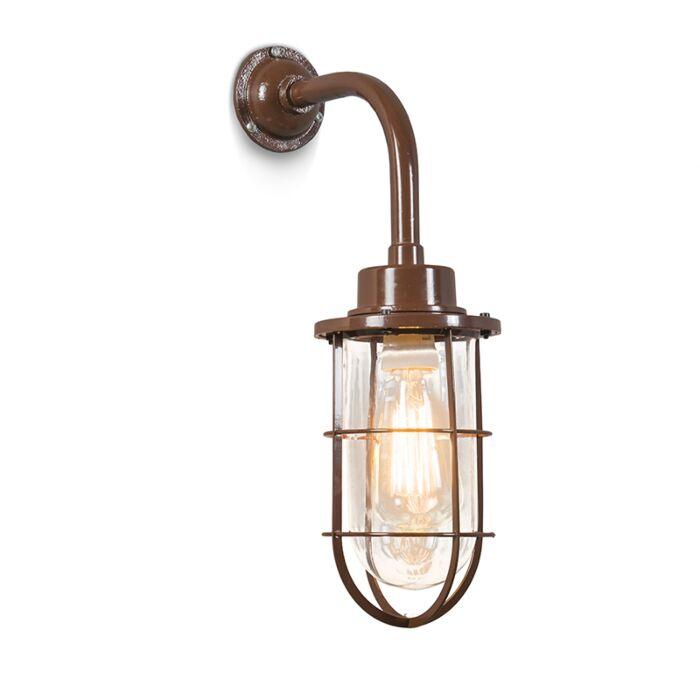 Wall-Lamp-Port-Brown