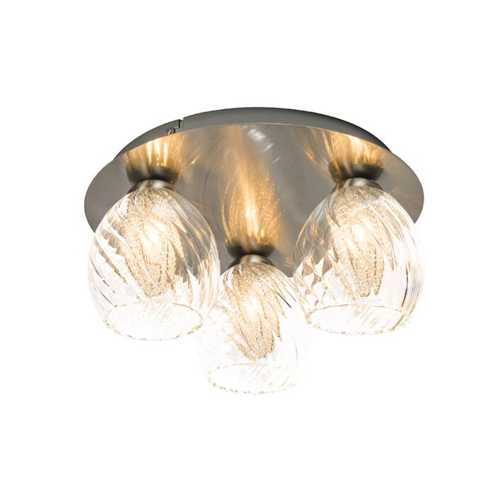 Ceiling-Lamp-Rondell-3-Steel-Round