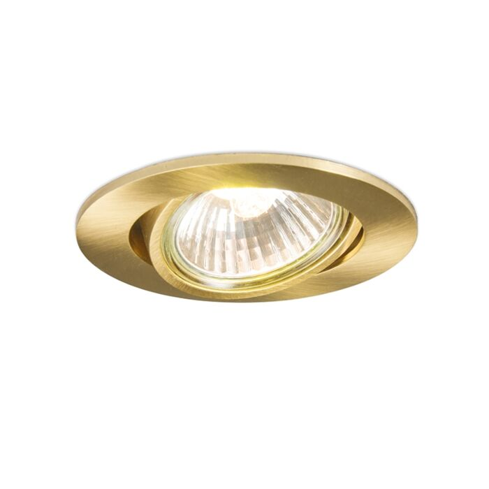 Recessed-Spotlight-Gold---Cisco