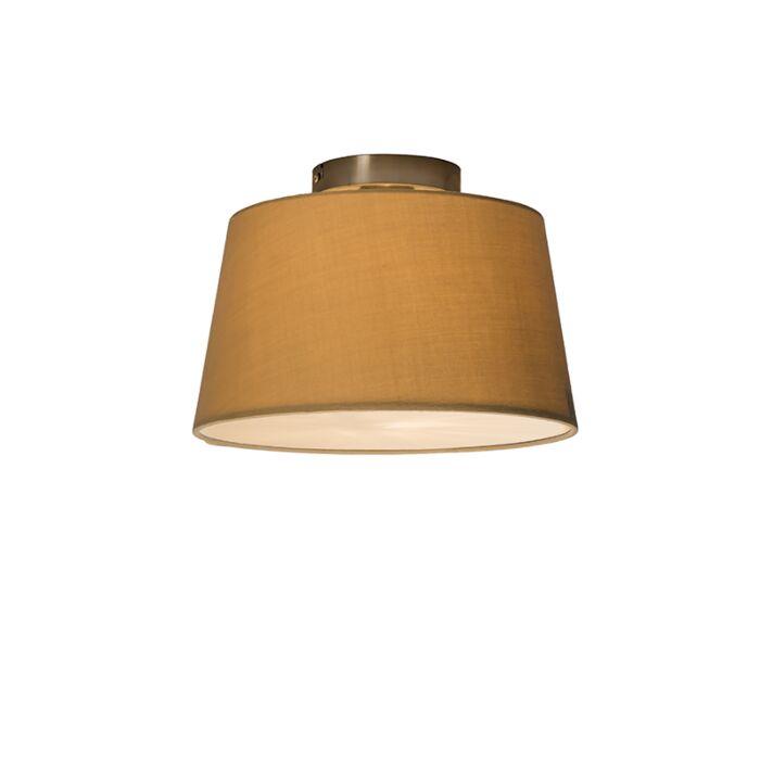 Ceiling-Lamp-Combi-30cm-Beige-with-Diffuser