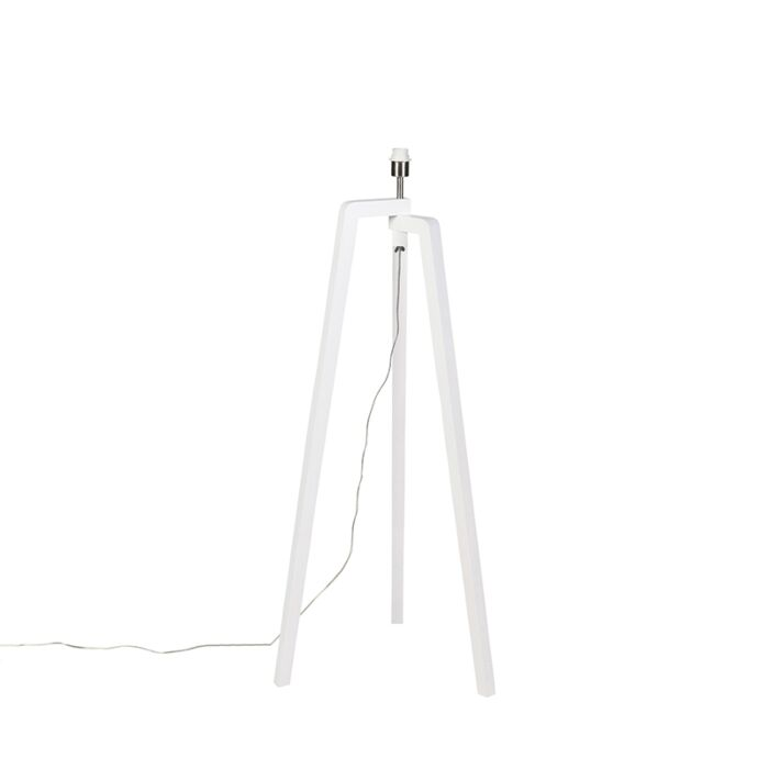 Modern-floor-lamp-white-without-shade---Puros