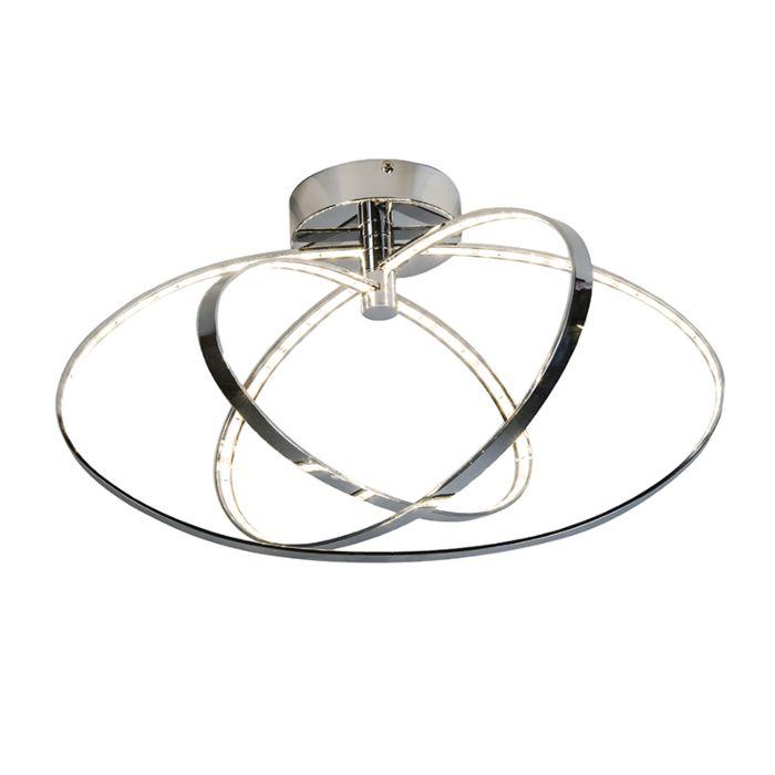 Ceiling-Lamp-Halo-Chrome