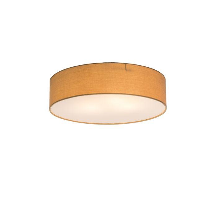 Ceiling-Lamp-Drum-Basic-40-Beige