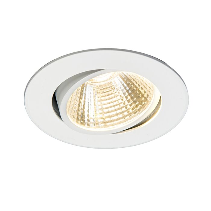 Recessed-Spotlight-Swirl-LED-5W-220V-3000K