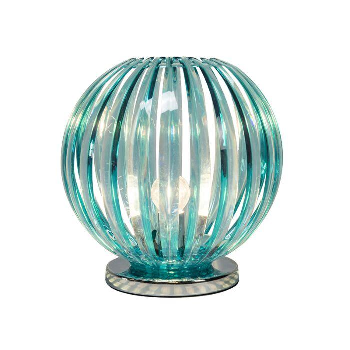 Table-Lamp-Disco-Blue