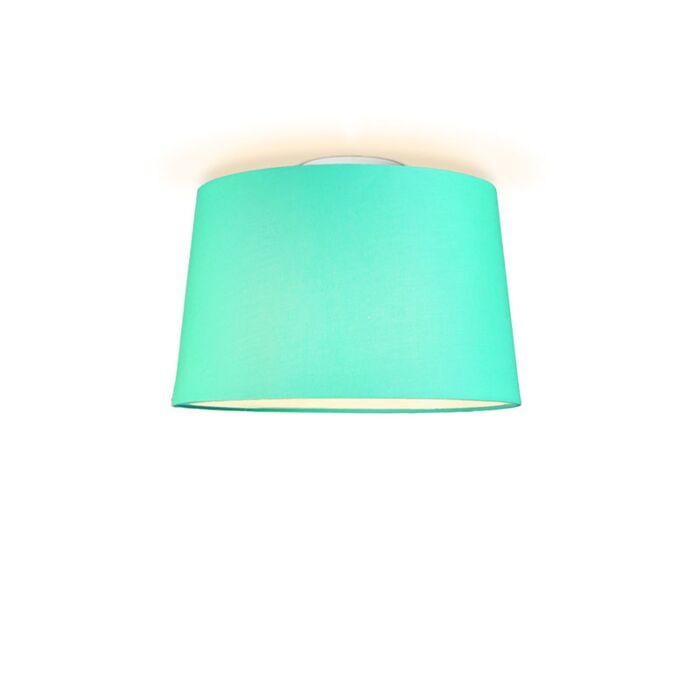 Ceiling-Lamp-Ton-Round-40-Turquoise