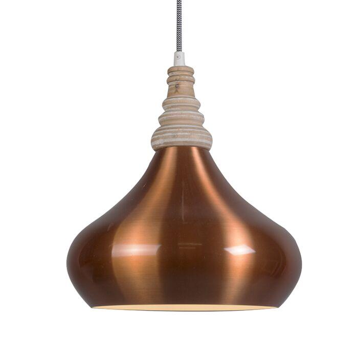 Pendant-Lamp-Maple-Copper