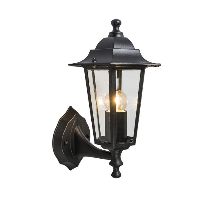 Classic-outdoor-lamp-black-IP44---New-Haven-up